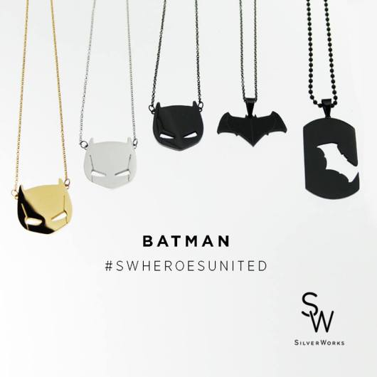 BvS SW Wave 2 Necklace