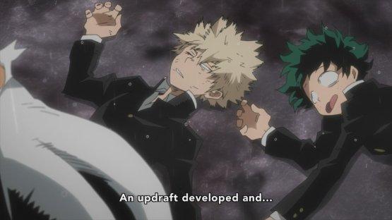 Boku no Hero Review Episodes 1-3(11)