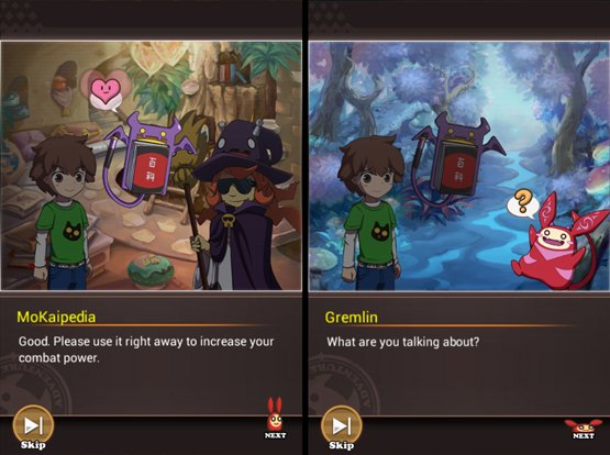 MoKai Adventure Game Overview