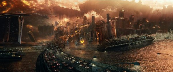 Independence Day Resurgence World Destruction Image DAGeeks