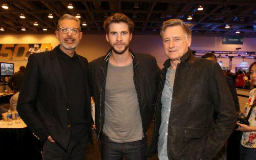 Resurgence Goldblum - Hemsworth - Pullman DAGeeks
