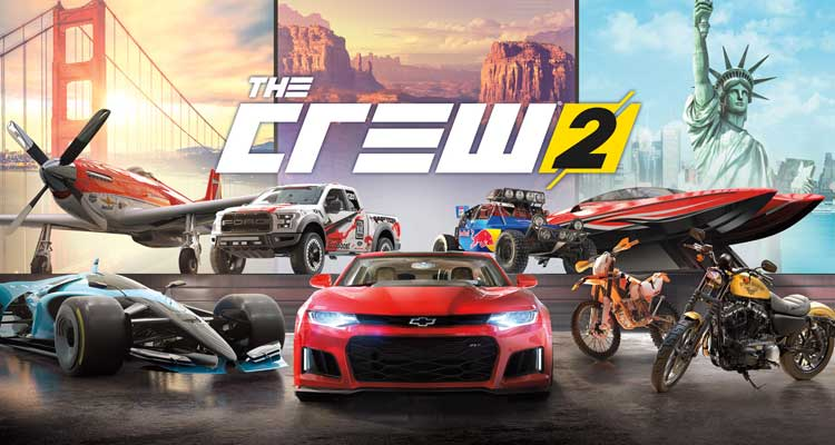 ubisoft announces the crew 2 release date. Black Bedroom Furniture Sets. Home Design Ideas