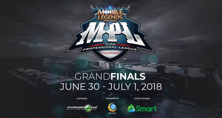 Mobile Legends Bang Bang Professional League Philippines Grand