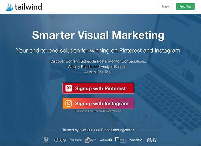 tailwind tool for social media best practices