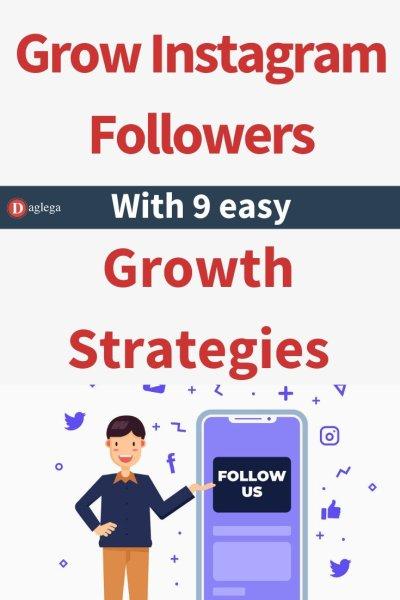 Instagram followers growth strategies