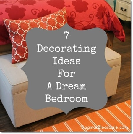dream bedroom ideas