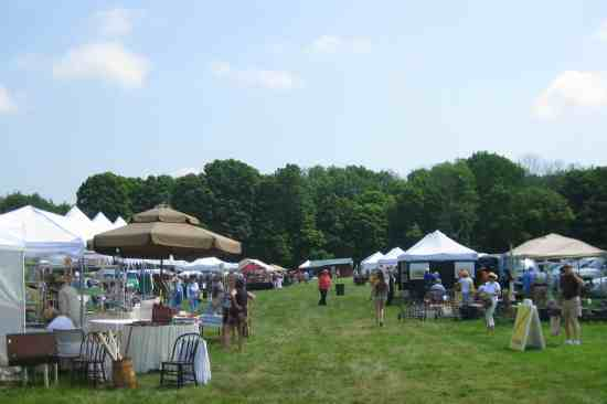 Lasdon Park's Antique Show