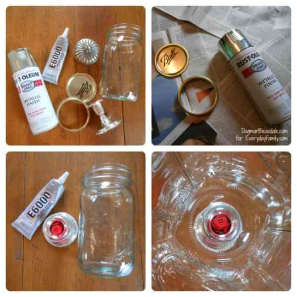 mason jar apothecary jar tutorial, DagmarBleasdale.com