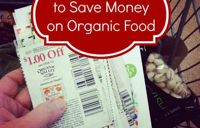 5 Tips to Save Money on Organic Food