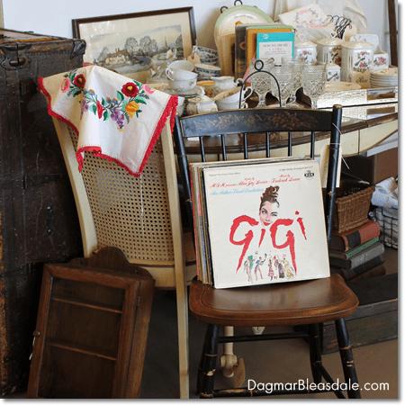 My Booth at the Newburgh Vintage Emporium