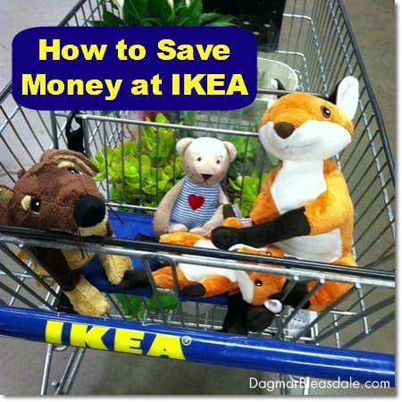 save money at Ikea
