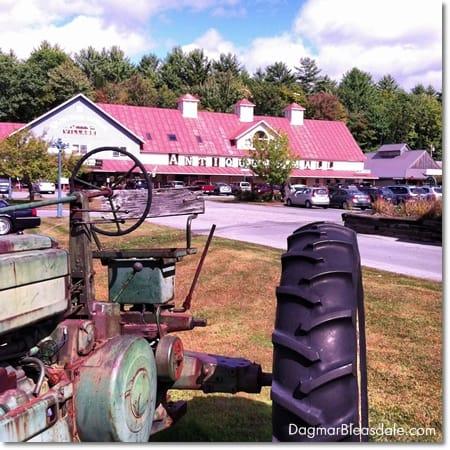 Queechee Gorge Village, Vermont