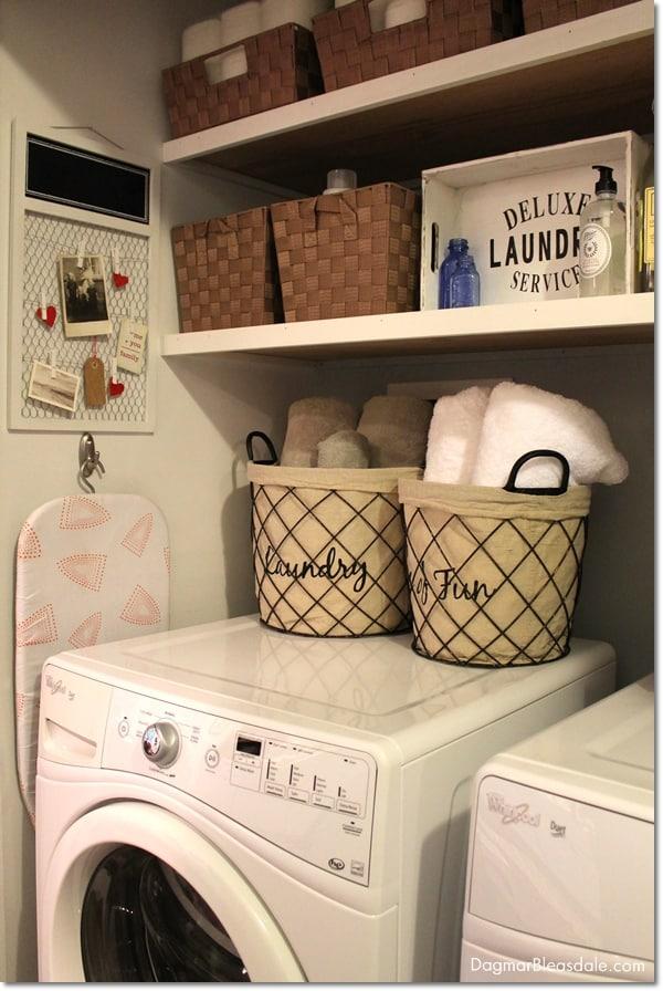 laundry closet, DagmarBleasdale.com