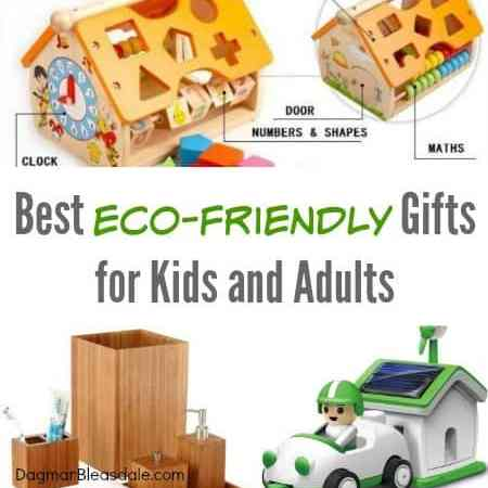 Eco-Friendly Gifts for Kids and Adults