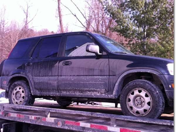 Saying Goodbye to My Honda CRV After 18 Years