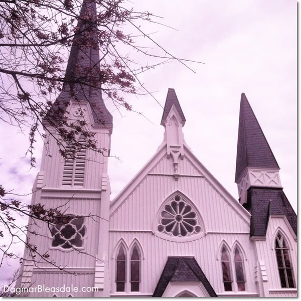 Bedford church, NY
