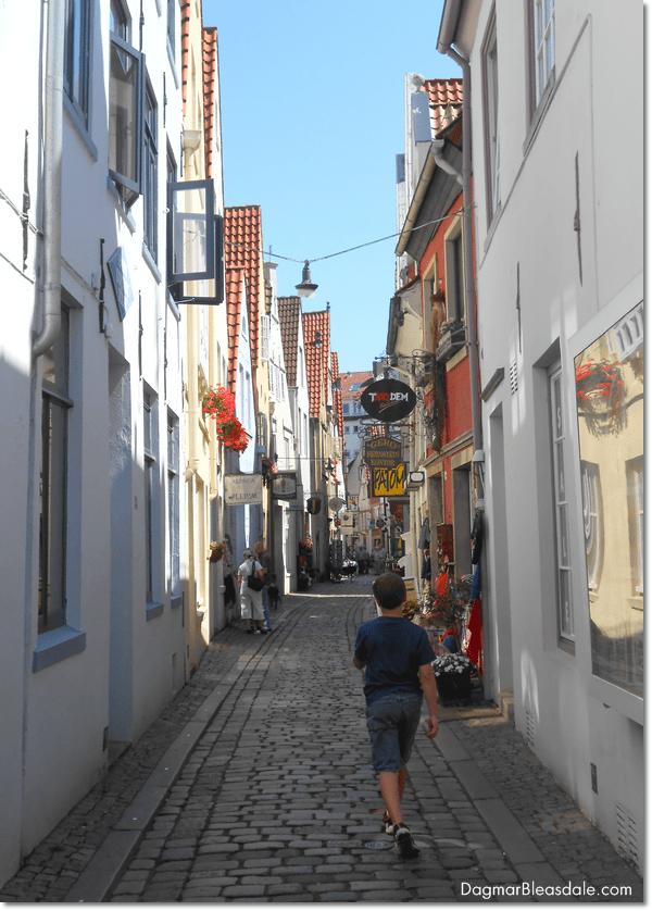 Schnoor, Bremen, Germany, DagmarBleasdale.com