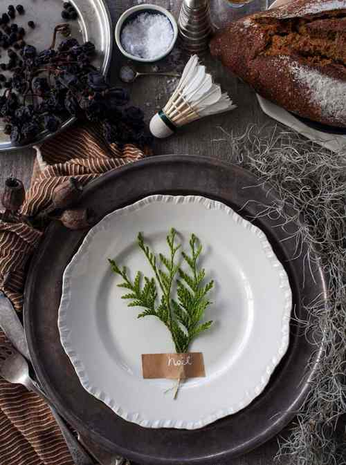 Cottage Thanksgiving Tablescape Ideas, DagmarBleasdale