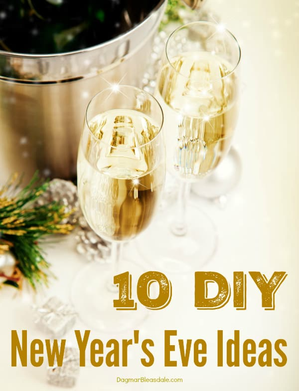 10 new year's eve ideas