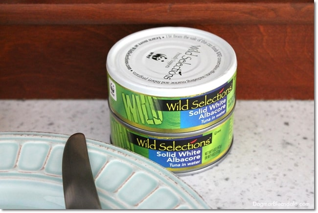 Wild Selection tuna