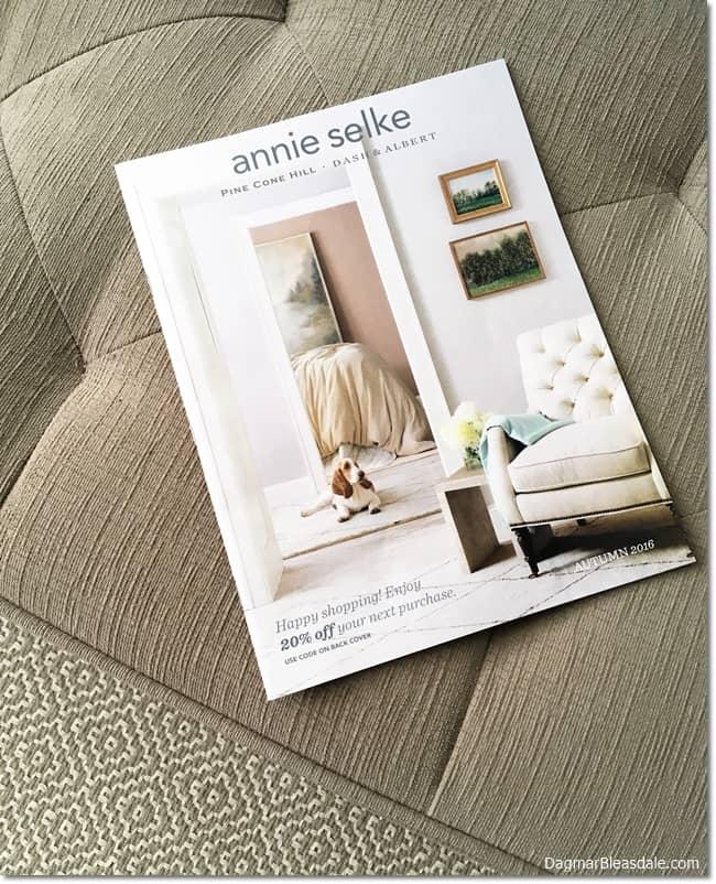 Annie Selke Home Decor, DagmarBleasdale.com