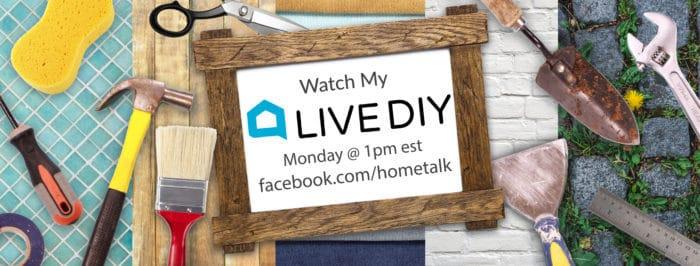 I'm Hosting Hometalk LIVE on Monday, 11/21, 1PM EST!