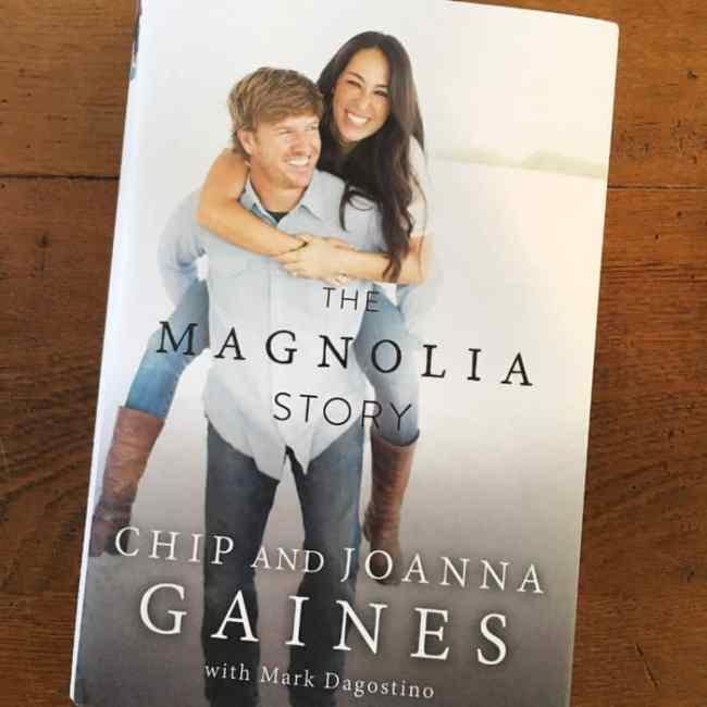 Fixer Upper Surprise- I got Jo and Chip's book for Christmas, DagmarBleasdale.com