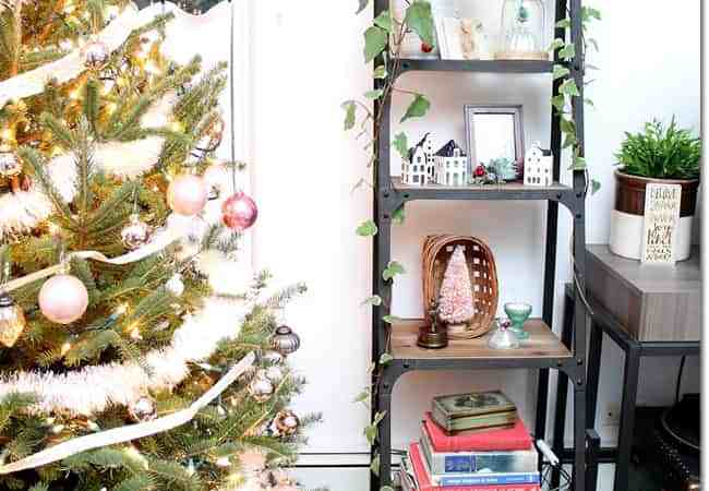 Blue Cottage Christmas Home Tour 2016