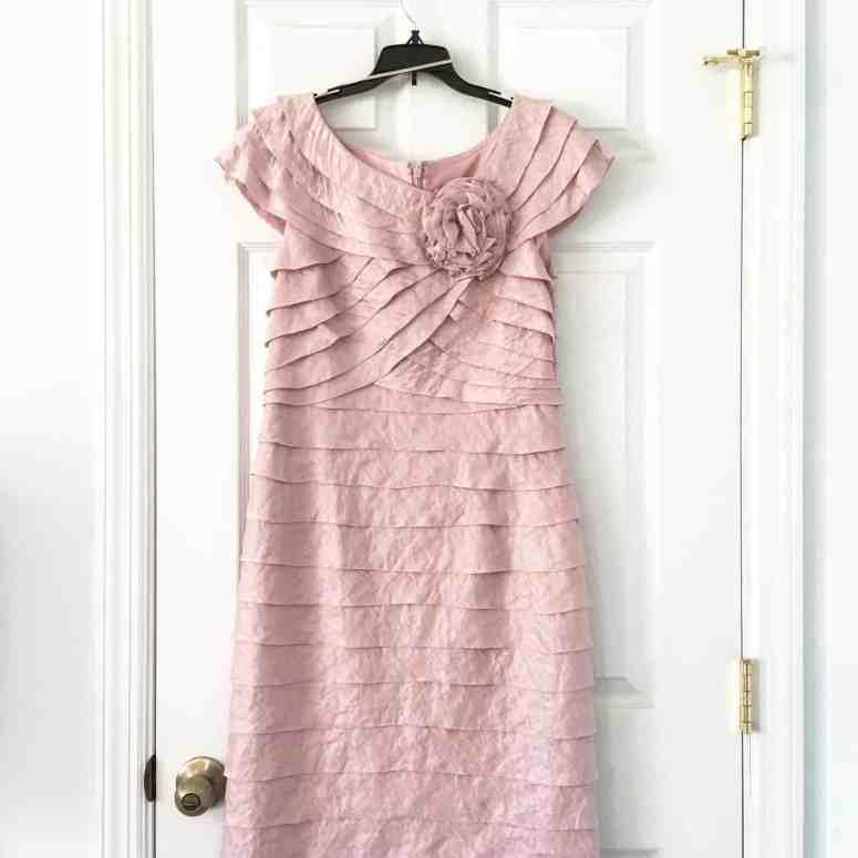 pink, romantic, ruffle dress, DagmarBleasdale.com