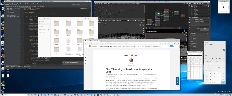 WSLG en Windows 11