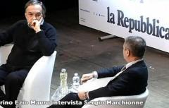 MARCHIONNE EZIO MAURO big sergio marchionne ezio mauro
