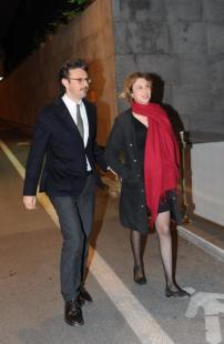 Mario Gianani e Marianna Madia