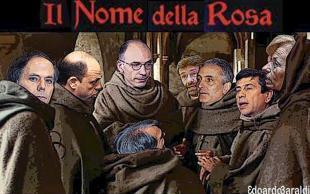 GOVERNO LETTA ALFANO MOAVERO LUPI BONINO BRUNETTA