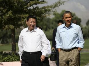 Barack Obama e Xi Jinping si incontrano a Sunnylands