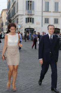 Vittorio Umberto Grilli e Alessandra Ferruccio