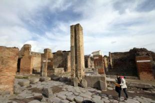 Necropoli Pompei