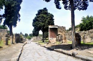 Pompei Necropoli