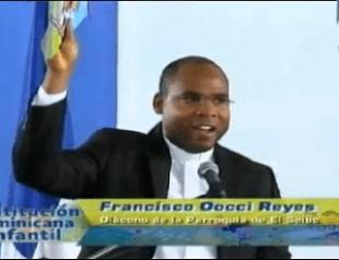 FRANCISCO JAVIER OOCCI REYES