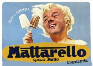 matteo renzi gelato mattarello