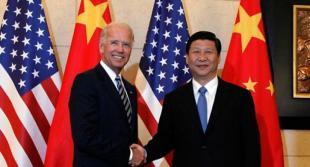 Joe Biden Xi Jinping