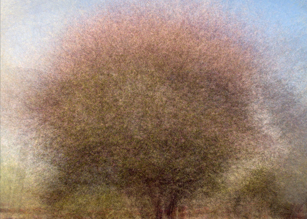 Why I shoot in the round and why photo impressionism?