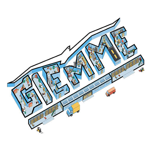 Immagine coordinata da logo esistente