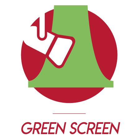 GreenScreen Piemonte Torino Fondale Limbo ChromaKey