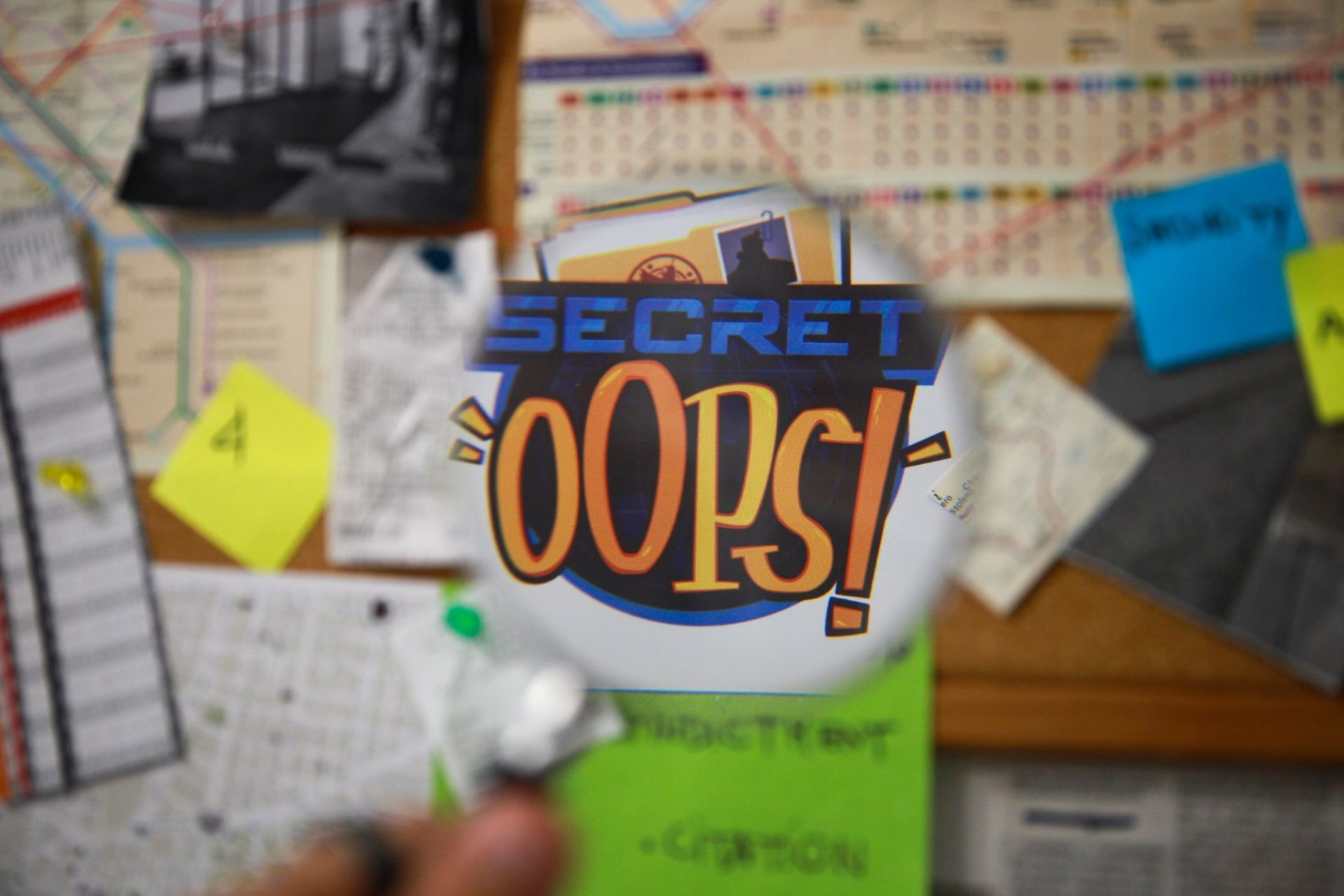 Secret Oops Apple Arcade Video game Trailer video teaser mixedbag