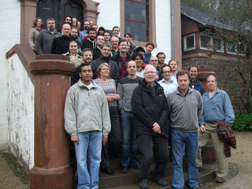 Dagstuhl: Semantic Data Management