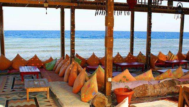 dahab beach shams hotel