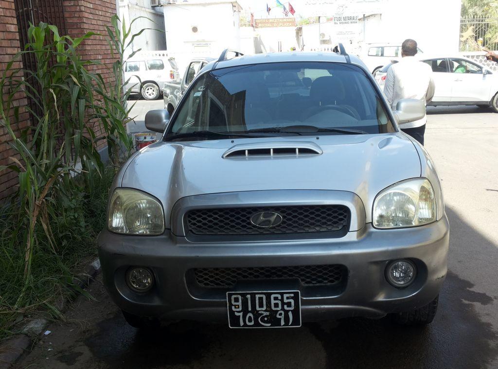 Hyundai Santa Fe Djibouti