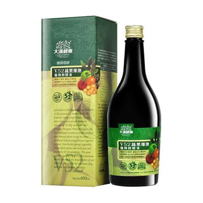 大漢酵素 V52蔬果維他植物醱酵液