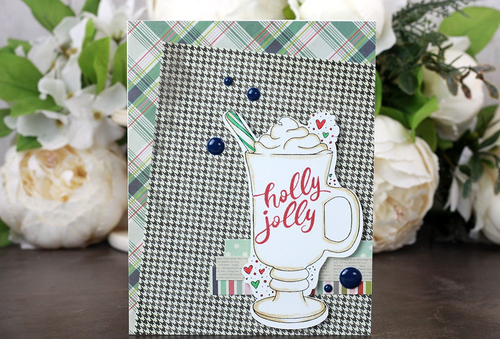Sharing a few card ideas for the It's a Mug Hug stamp set with a tutorial & quick video. Stamps from Unity Stamp Company. More inspiration on dahlhouse-designs.com. #cardmaking #cardmaker #cardmakingideas #cardinspiration #simplecards #stamping #dahlhousedesigns #unitystampco #handmadecards #diecutting #carddesign #cardtechnique #coffeecards #holidaycards #christmascards