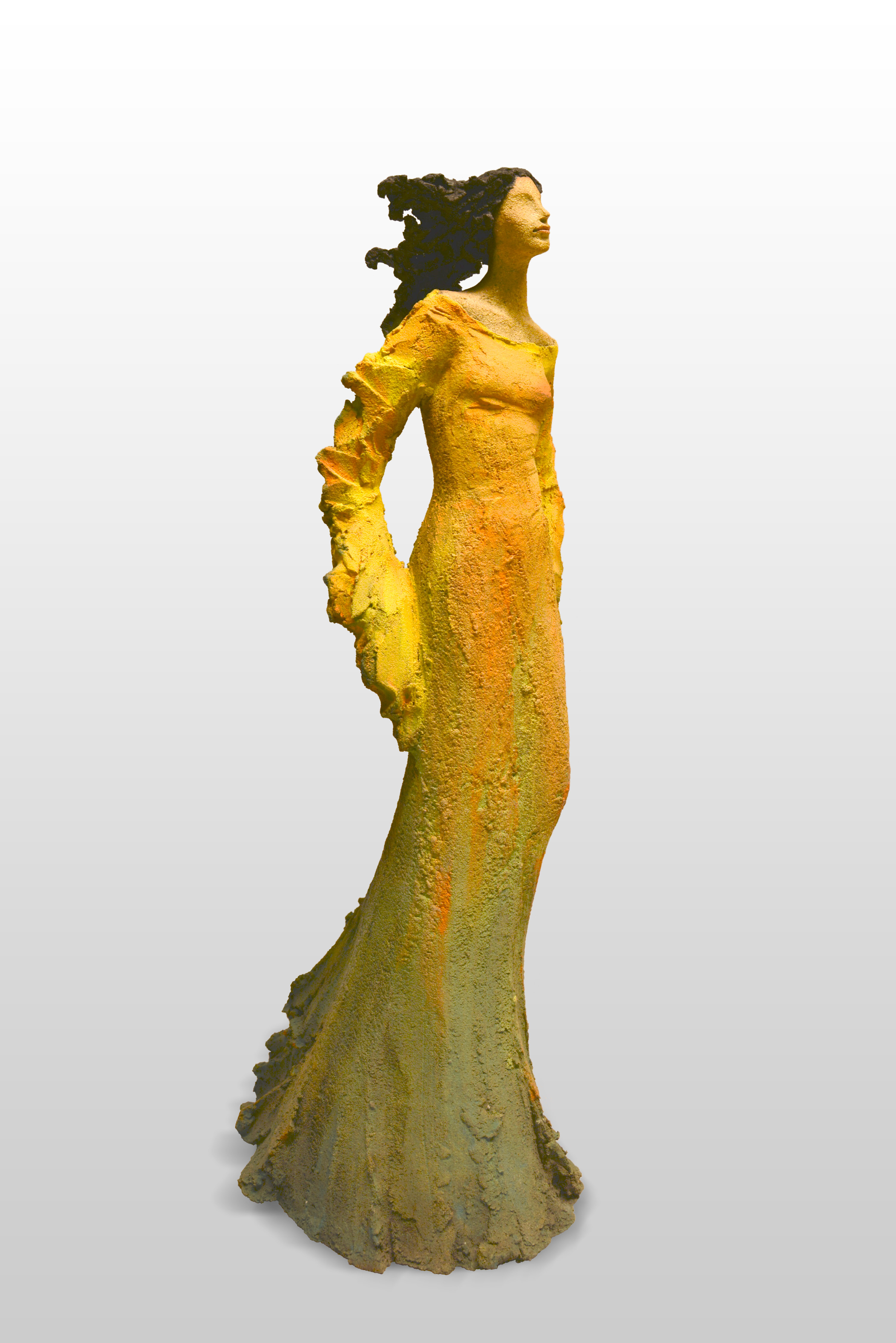 danser, keramikk, skulptur, Ingun Dahlin